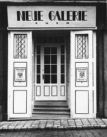 Neue Galerie, Vienna