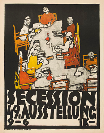 Poster for the 49th Secession Exhibition