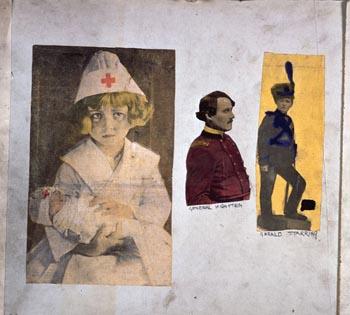 Child Nurse, General Wienstein and General Starring