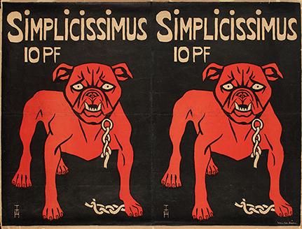 Poster for Simplicissimus