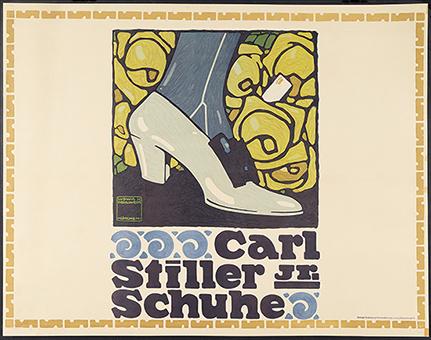 Poster for Carl Stiller, Jr. Shoes
